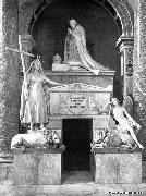 Antonio Canova Tomb of Pope Clement XIII oil